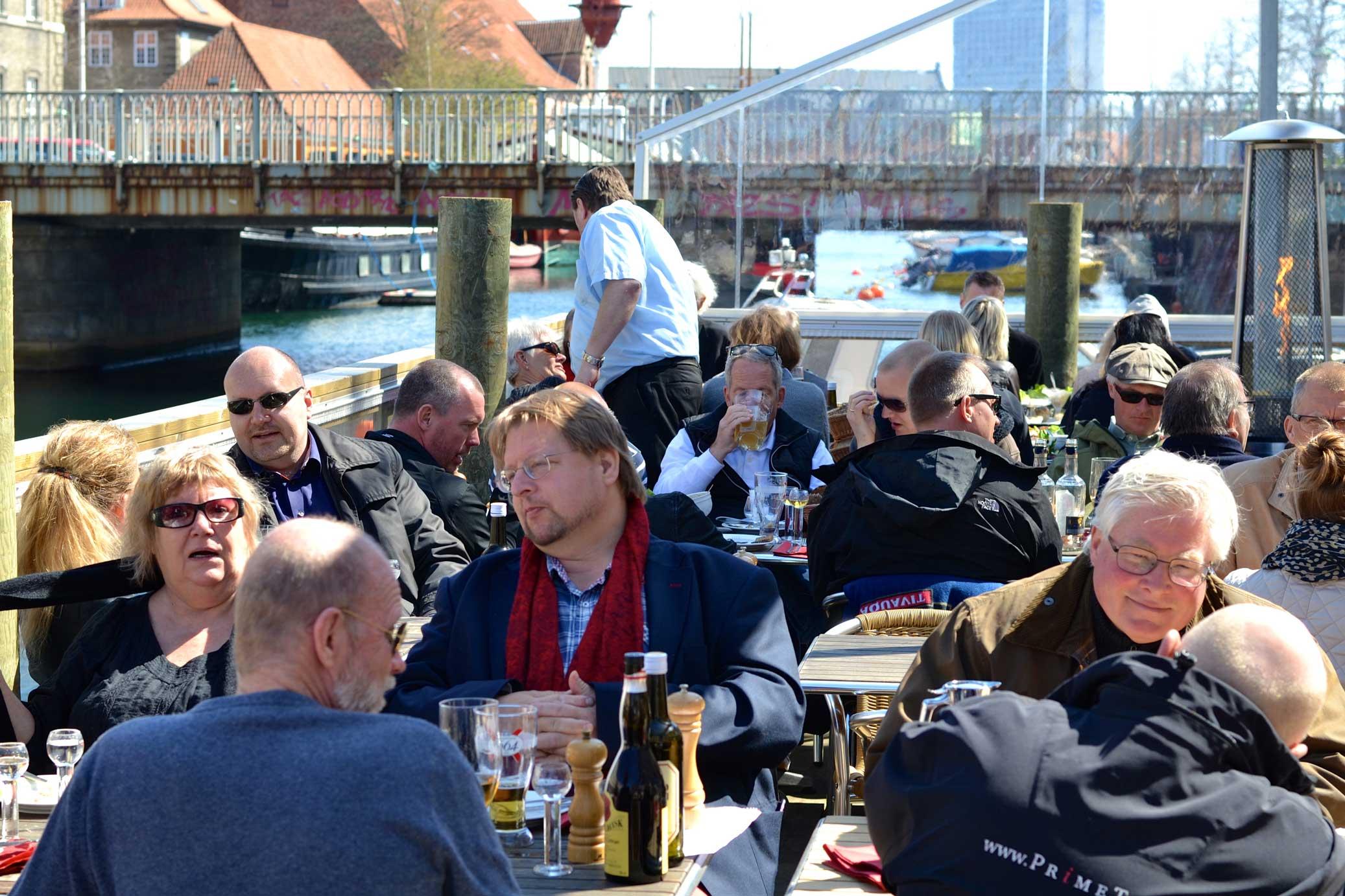 restaurant kanalcafeen